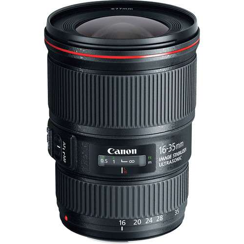 [USED]Canon EF 16-35mm f/4L IS USM Lens