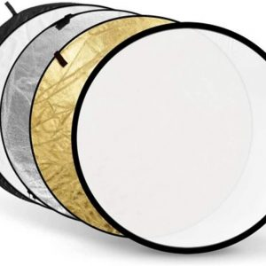 [RENT] Godox 43-Inch (80cm) Round Portable Collapsible Reflector for Studio and Photography