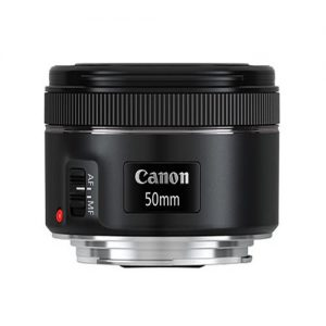 [RENT]Canon EF 50mm f/1.8 STM Lens