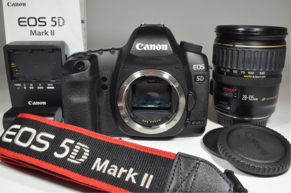 [BUY-NEW] Canon EOS 5D Mark II with Canon 28-135mm