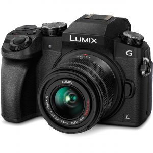 [RENT] PANASONIC LUMIX G7 4K Digital Camera