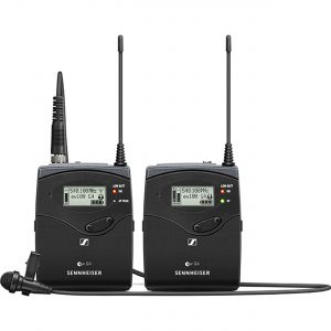 [RENT] Sennheiser EW 112P G4 – A Omni-directional Wireless Lavalier Microphone System