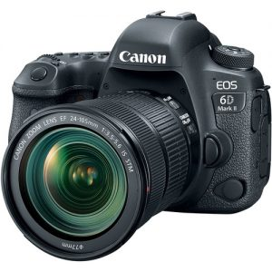 [RENT]Canon EOS 6D Mark II DSLR Camera