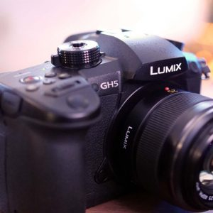 Panasonic Lumix GH5. 4k - With Lens 14-42