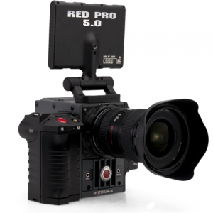 [Rent] Red Scarlet
